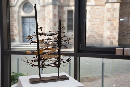 Skulptur von Waltraud Hemmerich